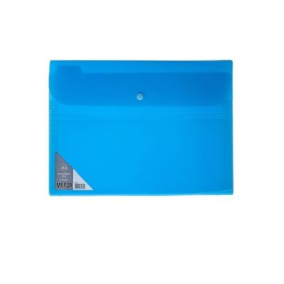 EXPANDING FILE A4 MEECO 6DIV BLUE