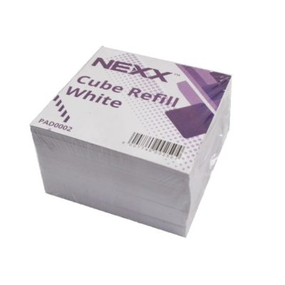 MEMO CUBE REFILL WHITE