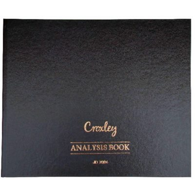 ANALYSIS BOOK 267 X 324 JD 7024 @ (Available On Order Only)