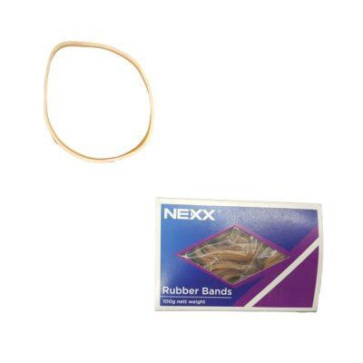 RUBBER BANDS 100G BOX NO:32