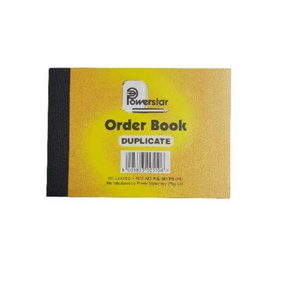 PEN CARBON BOOK A6 ORDER DUPLICATE