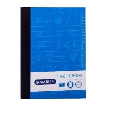 INDEX BOOK A6 A - Z H/C 192 PG