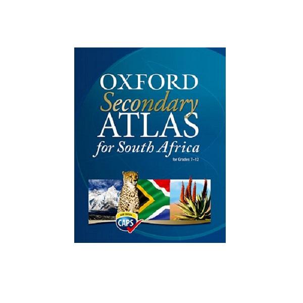 ATLAS OXFORD SECONDARY SA GR7-12