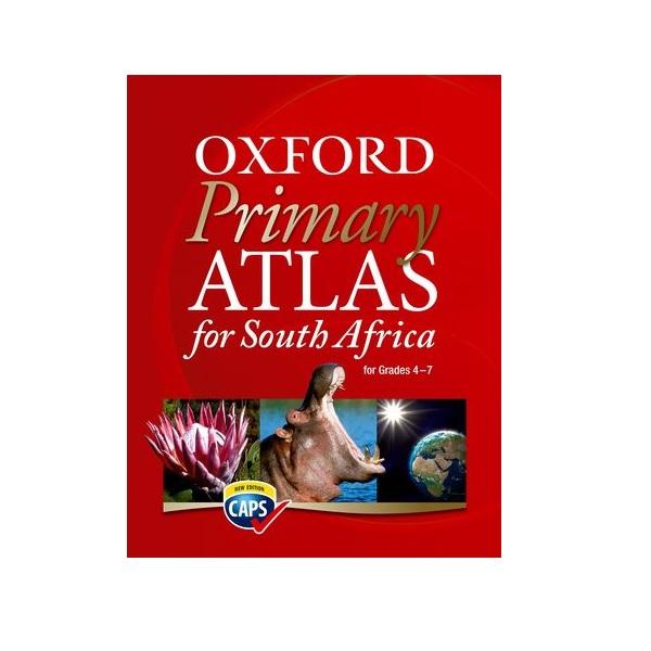 ATLAS OXFORD PRIMARY SA GR 4-7