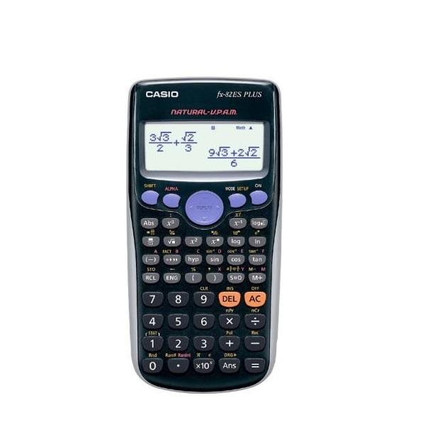 CALCULATOR CASIO FX-82 ES PLUS SCIENTIFIC