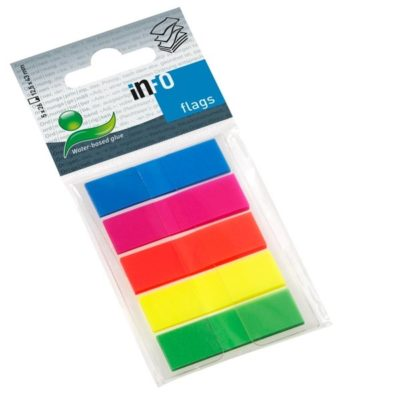 INFO FLAGS SOLID COL 5 X 26