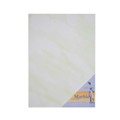 PROJECT BOARD A4 MARBLE 10 PK