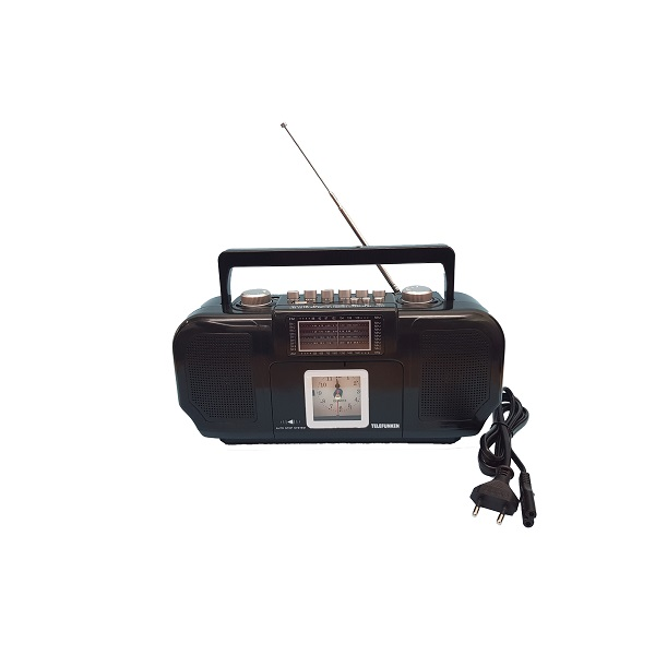 RADIO CASSETTE PLAYER TELEFUNKEN