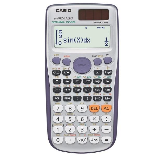 CALCULATOR CASIO FX-991ZA 433 FUNCTION