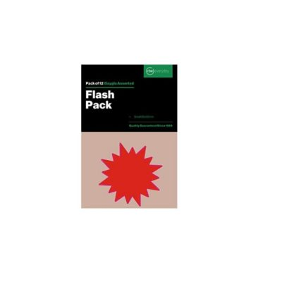 FLASH PACK SML 65 X 65