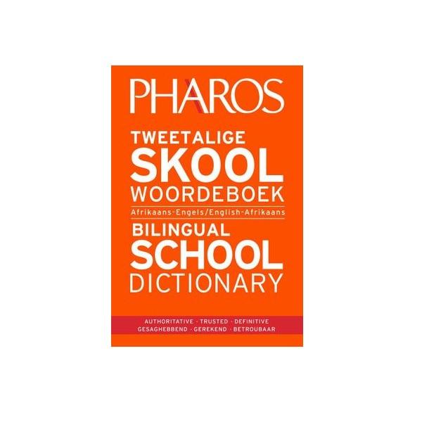PHAROS TWEETALIGE SKOOL-WOORDEBOEK