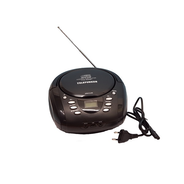RADIO PORT WITH BLUETOOTH TELEFUNKEN