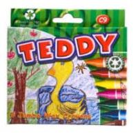 TEDDY JUMBO CRAYONS