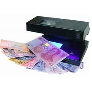 COUNTERFEIT MONEY DETECTOR (Available On Order Only)
