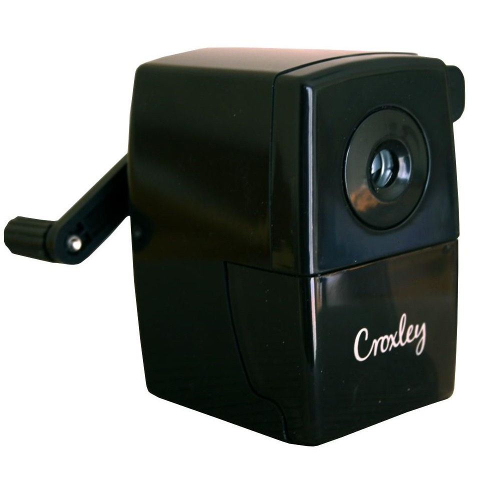 SHARPENER DESK PLASTIC CROXLEY @ (Available On Order Only)
