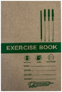 EXERCISE BOOK A4 48 PG IRISH AND MARGIN