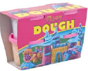 PLAY DOUGH MISS TEDDY 4 X 100G