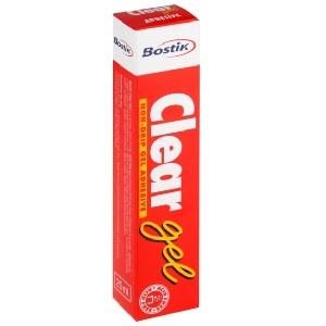 GLUE BOSTIK CLEAR GEL