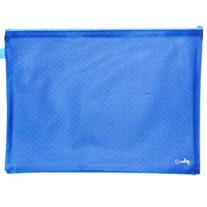 BAG BOOK SINGLE ZIP PVC TRANSPARENT