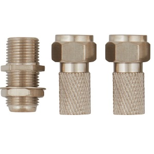 CONNECTOR F TYPE JOINING KIT