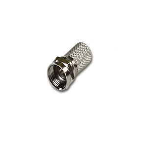 CONNECTOR F TYPE 2PK