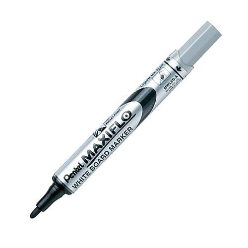 WHITEBOARD MARKER PENTEL MAXIFLO BLACK
