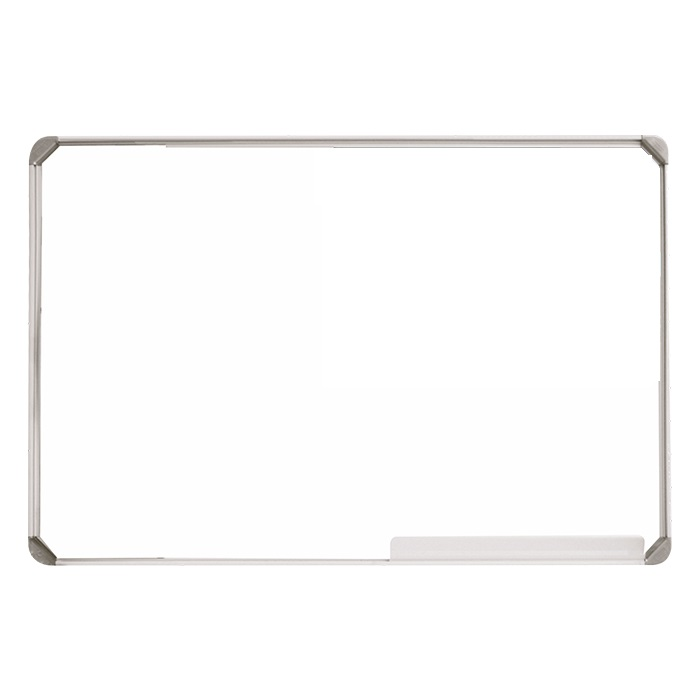 WHITE BOARD NON MAGNETIC 1200X1800MM @ (Available On Order Only)