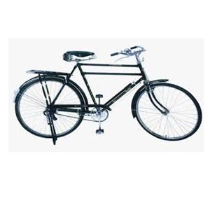 BICYCLE BALLOON TYPE DOUBLE BAR