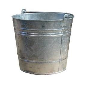 BUCKET GALV 20 LT
