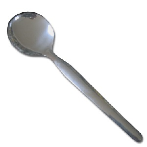 SPOON CURRY 25 CM
