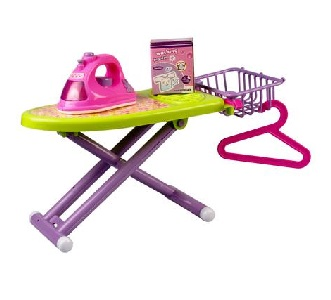 TOY IRON AND BOARD PLAY SET