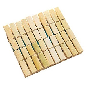 PEGS WOODEN 24'S