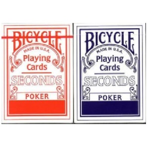 PLAYING CARDS BICYCLE - SECONDS
