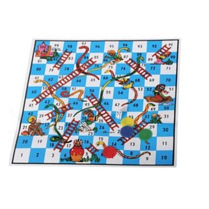 GAME: SNAKES & LADDERS