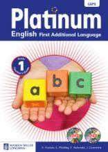 PLATINUM ENGLISH FIRST ADDITIONAL LANGUAGE GRADE 1 TEACHER'S GUIDE