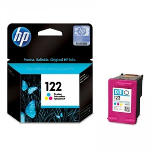 INK CARTRIDGE HP 122 COLOUR ORIGINAL (Available On Order - 5 Days Dispatch) (Clearance Sale)