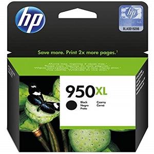 INK CARTRIDGE HP 950XL BLACK HIGH YIELD (Available On Order - 5 Days Dispatch) (Clearance Sale)