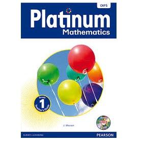 PLATINUM MATHEMATICS GRADE 1 TEACHER'S GUIDE