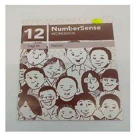 NUMBERSENSE WORKBOOK 12 GRADE 3