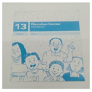 NUMBERSENSE WORKBOOK 13 GRADE 4