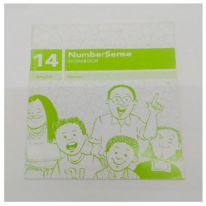 NUMBERSENSE WORKBOOK 14 GRADE 4