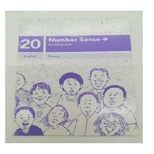 NUMBERSENSE WORKBOOK 20 GRADE 5