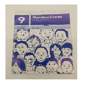 NUMBERSENSE WORKBOOK 9 GRADE 3