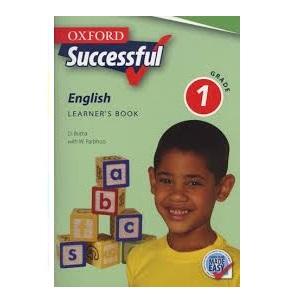 OXFORD SUCCESSFUL ENGLISH LEARNER'S BOOK GRADE 1