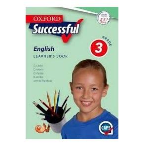 OXFORD SUCCESSFUL ENGLISH GRADE 3 LEARNER'S BOOK