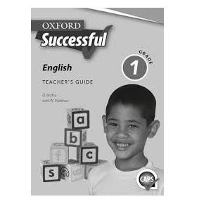 OXFORD SUCCESSFUL ENGLISH TEACHER'S GUIDE GRADE 1