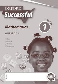 OXFORD SUCCESSFUL MATHEMATICS GRADE 1 WORKBOOK