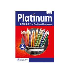 PLATINUM ENGLISH FAL GRADE 4 LEARNER'S BOOK