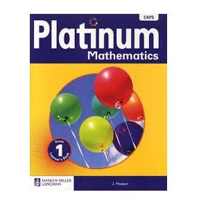 PLATINUM MATHEMATICS GRADE 1 LEARNER'S BOOK