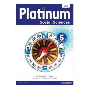 PLATINUM SOCIAL SCIENCES GRADE 5 TEACHER'S GUIDE